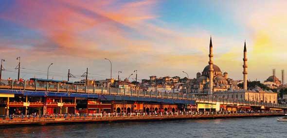 Tourismuseinnahmen Türkei 2018