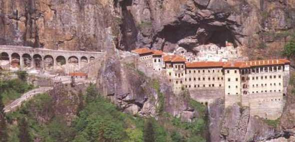 Sumela-Kloster
