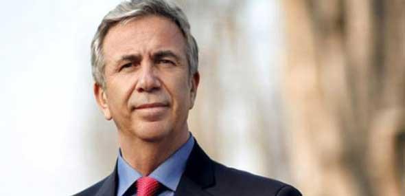 Mansur Yavas Bürgermeister Ankara