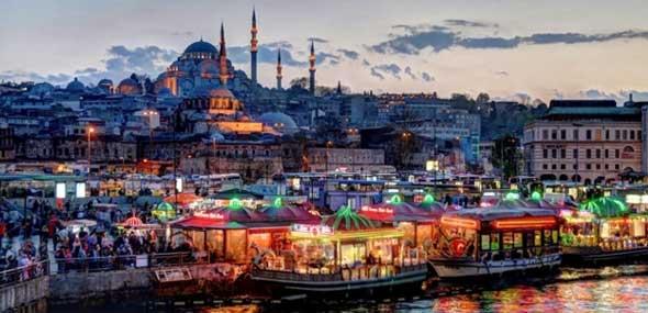 Istanbul Rekord bei Touristenzahlen
