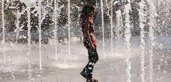 Rekordtemperaturen Teilen Westeuropas