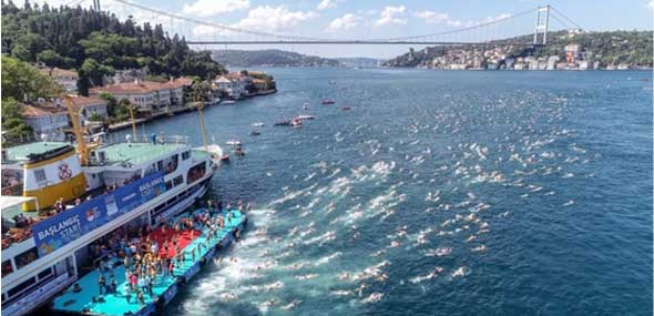 Samsung Bosphorus Cross-Continental Swimming Race