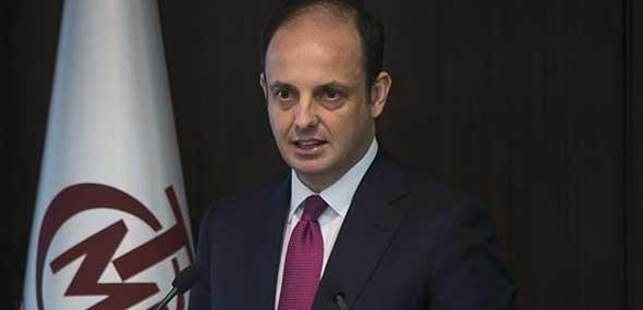 Zentralbank-Chef der Türkei