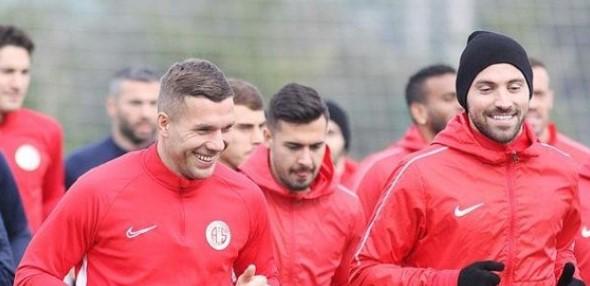 Lukas Podolski Debüt Konyaspor