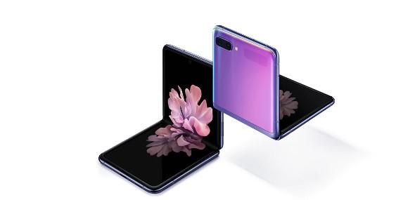 Galaxy Z Flip Klapphandy von Samsung