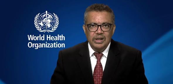 Weltgesundheitsorganisation stuft Covid-19 Pandemie