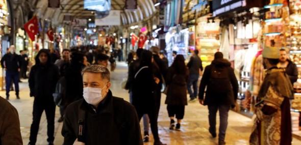 Türkische Ärztekammer Prüfung Covid-19-Todesfälle