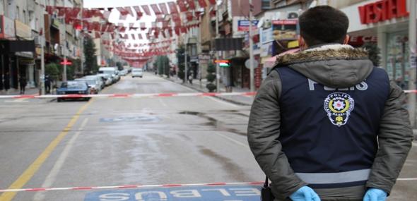 Türkei Ausgangssperre zum Ramadan-Fest