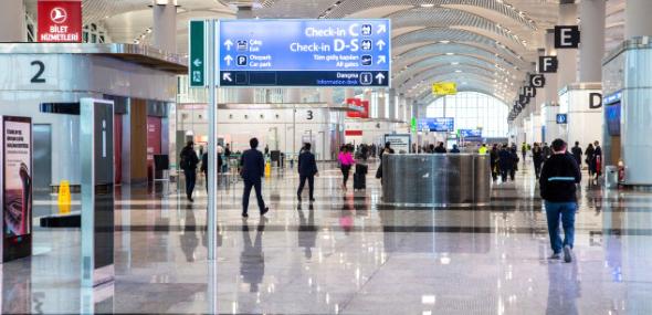 Corona Hygiene- und Verhaltensregeln türkische Flughäfen