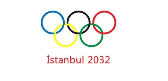 Türkei mit Istanbul die Olympischen Spiele 2032