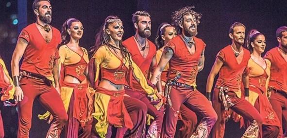 Türkische Tanzgruppe Anadolu Atesi