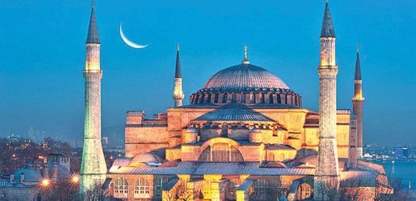Museumsstatus der Hagia Sophia