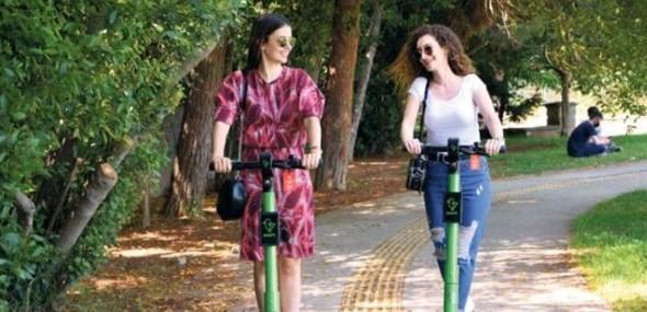 Türkei Gesetzlich Regelung für E-Scooter