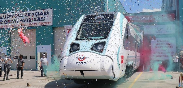 Türkische Elektrozug TÜVASAS