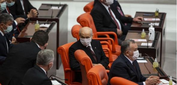 Türkei Kabinettssitzung