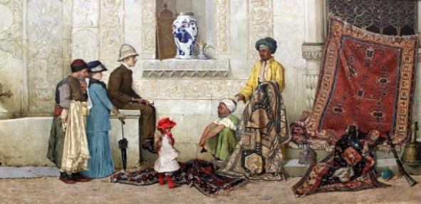 Ausstellung der zeitgenössischen türkischen Malerei