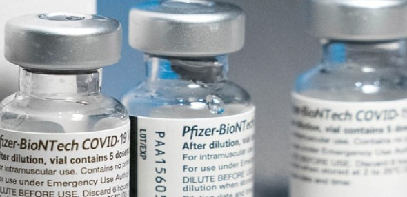 Impfstoff-Lieferung Türkei BioNTech