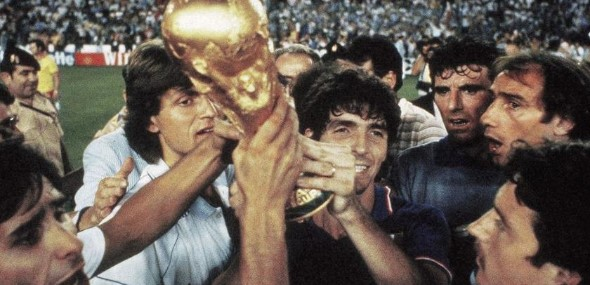 Paolo Rossi Italiens WM-Held 1982