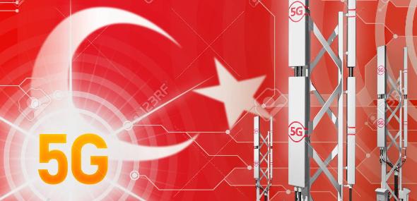 Türkei-5G-Netzt