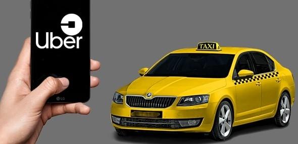US-Fahrtenvermittler Uber Türkei