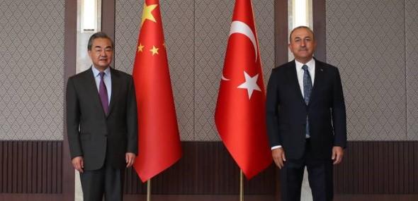Chinas Außenminister Ankara
