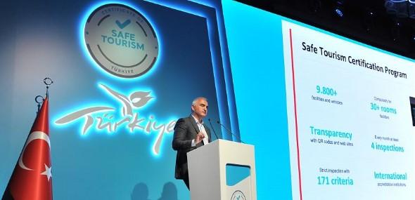 Türkei Urlaubssaison 2021