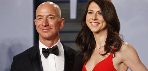 Ex-Frau von Amazon-Chef