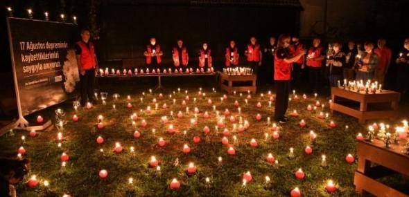 Gedenktag Marmara-Erdbebens