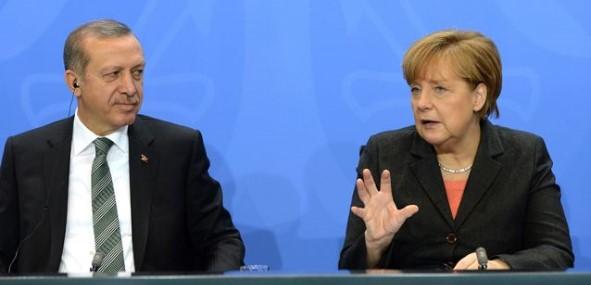 Angela Merkels Abschiedsbesuch Türkei